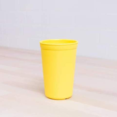 Re-Play Recycled Plastic Tumbler (Cup) in Yellow - 325ml