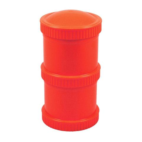 Re-Play Recycled Plastic Snack Stack in Red