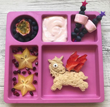 Lunch Punch Pairs Sandwich Cutter - The We Love Unicorns Edition