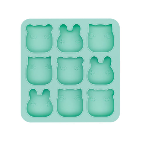 We Might be Tiny Silicone Bake & Freeze Poodies in Mint