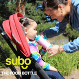 Subo Food Bottle - Musk Pink