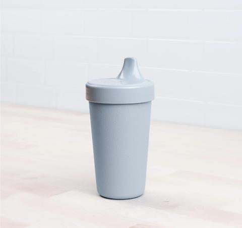 Re-Play Recycled Plastic Sippy Cup in Grey - 296ml