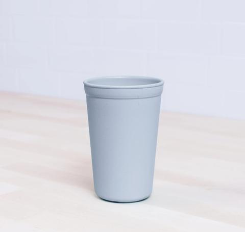 Re-Play Recycled Plastic Tumbler (Cup) in Grey - 325ml
