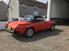 MG B Roadster 2dr Convertible (NO VAT)