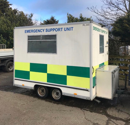 Towable Emergency Support Unit
