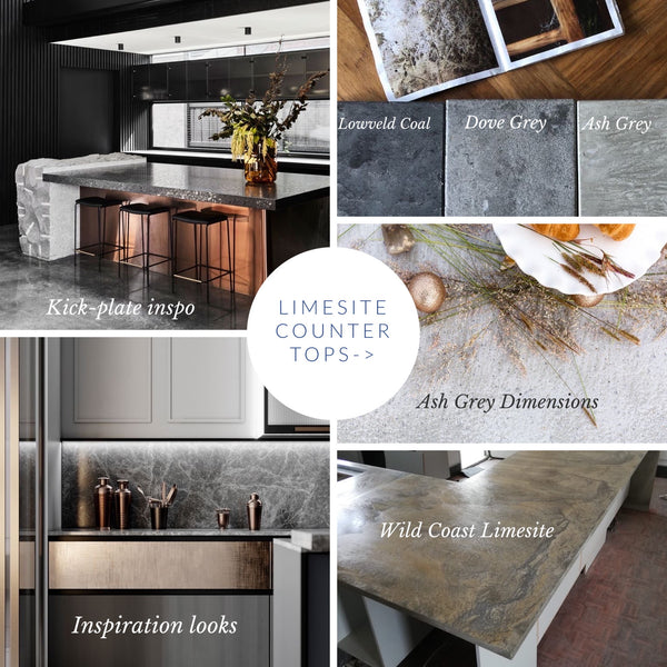 Wolkberg Love Kitchen Inspiration Limesite Counter Tops