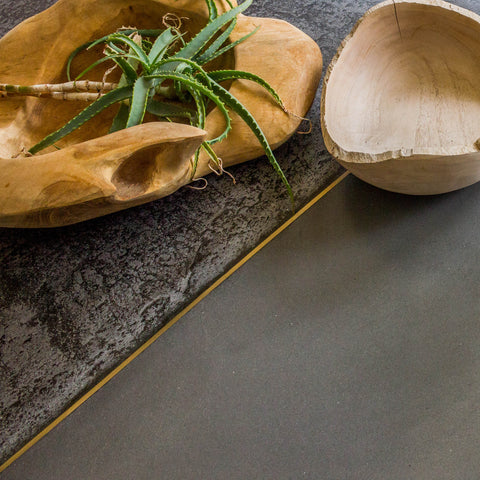 Wolkberg Casting Studio Limesite Lowveld Coal Surfaces Countertops Concrete Refined