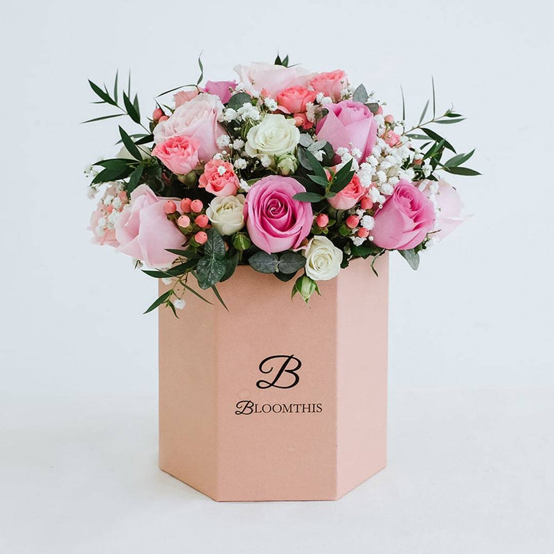 Marianne Rose Flower Box (MD)