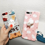 50% OFF! Squishy Animal iPhone Case [for iPhone 6 & 7]