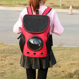 "Pet Carrier Backpack ""Astronaut"""