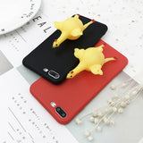 50% OFF! Squishy Chicken iPhone Case
