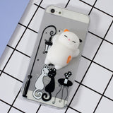 Squishy Animal iPhone 5/5S/SE Case