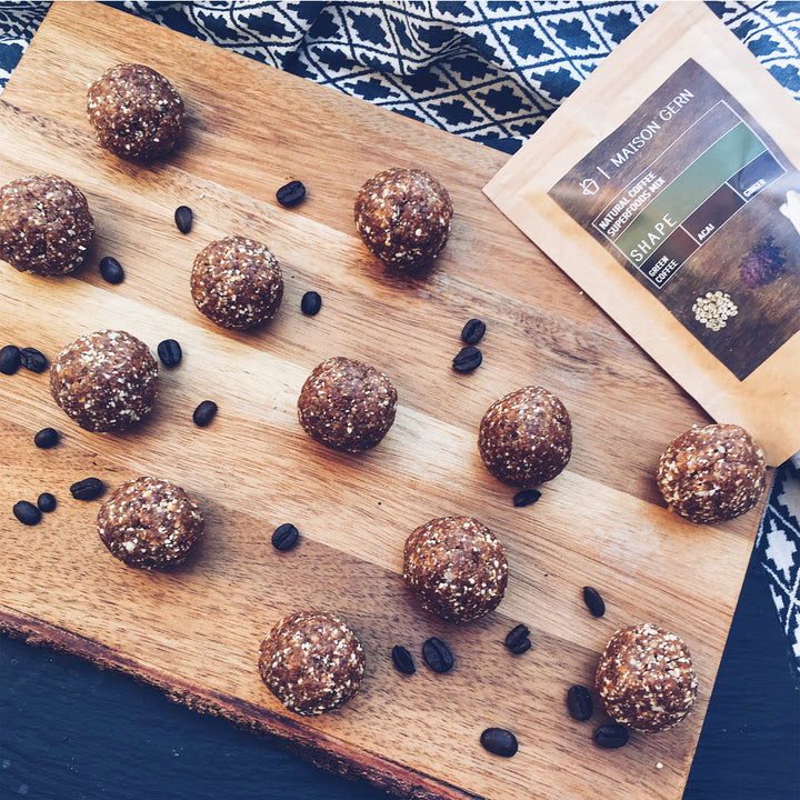 Coffee Bliss Balls