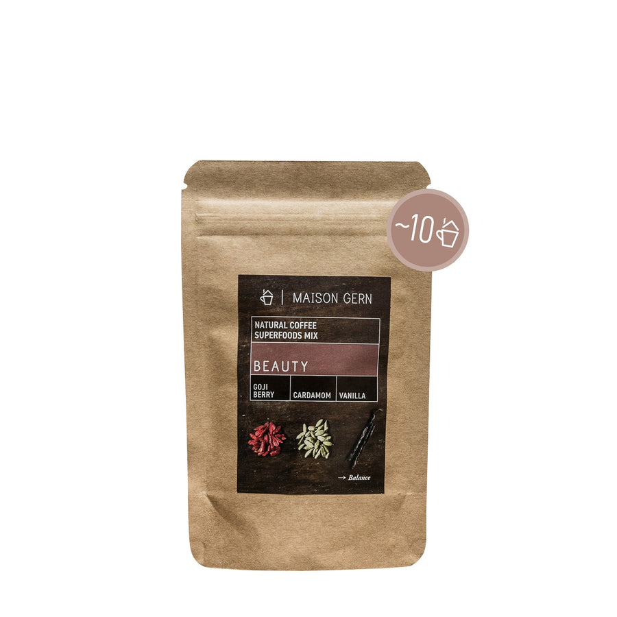 Beauty | Arabica Coffee, Goji Berry, Cardamom