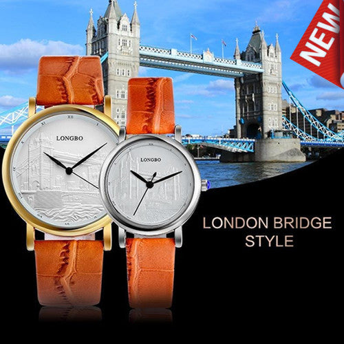 Longbo - City Life - Watch  watchalliance.store