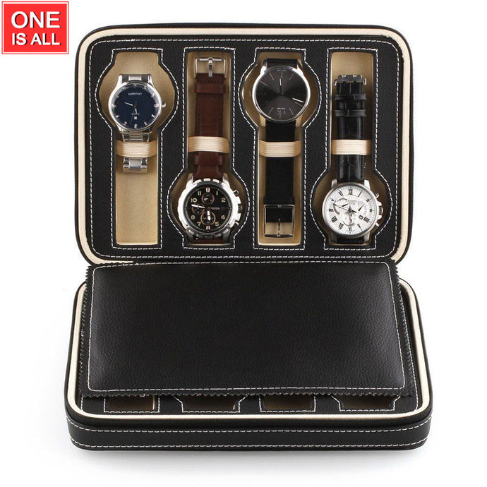One is All - Collector's Case For 8 Watches - Special Items  watchalliance.store