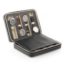 Convenient Collector's Case For 8 Watches - Special Items  watchalliance.store