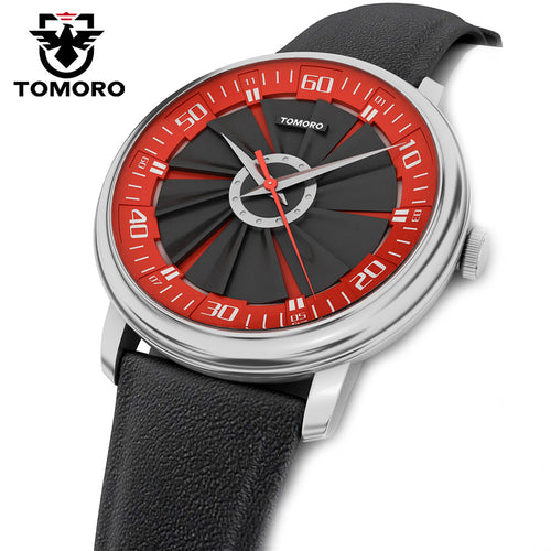 Tomoro - Wheel Of Life - Watch  watchalliance.store