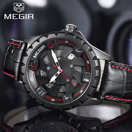 Megir - Pulse Runner - Watch  watchalliance.store