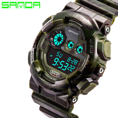 Sanda - Power Harness - Watch  watchalliance.store