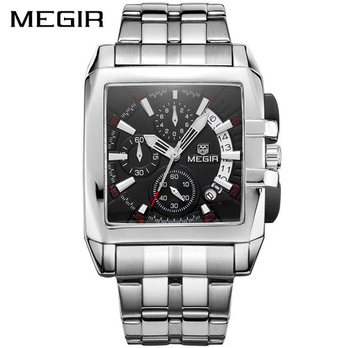 Megir - Resistance - Watch  watchalliance.store