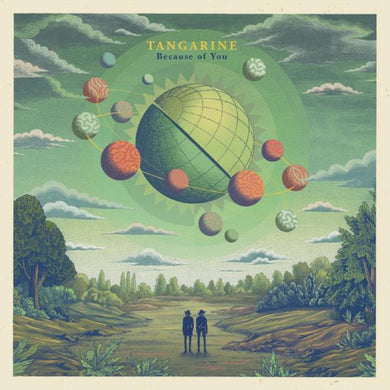 Tangarine | Because Of You | CD