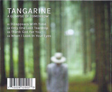 Tangarine - A Glimpse Of Tomorrow (EP)