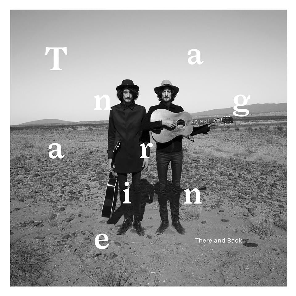 Tangarine | There and Back | CD