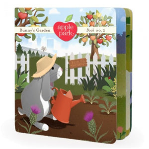 Bunny's Garden Board Book