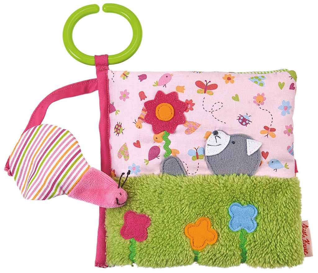 In the Garden Activity Book Puppet