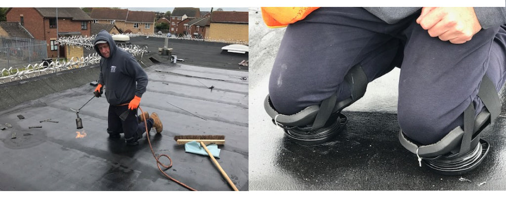 Kneepads Or Not Roofers Have Their Say Recoil Knee Pads
