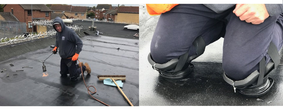 Kneepads or Not? Roofers have their say...