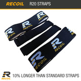 Recoil R20 Straps (Pair)