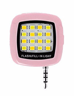 Lampada flash a 16 led per Selfie