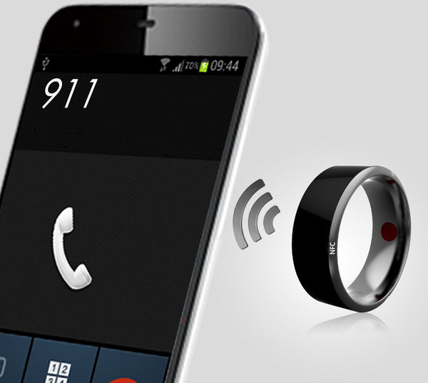 R3 Smart Ring per Android