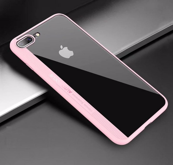 custodia iphone 7 in vetro