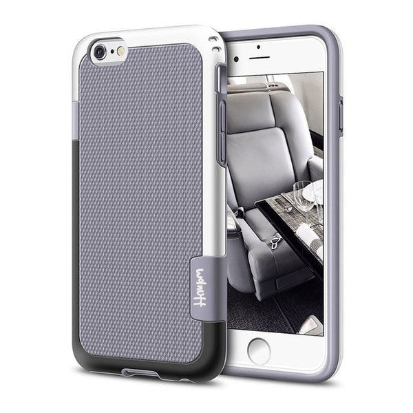 Cover ibrida antiscivolo per iphone