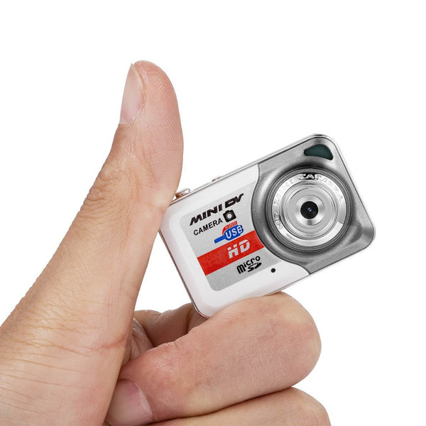 Micro Digital Camera HD