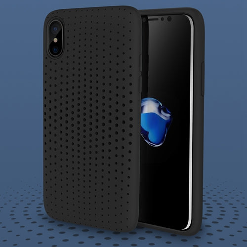 custodia traspirante iphone x