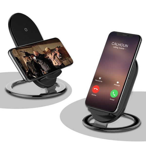 Caricabatterie Wireless O-STAND per iPhone