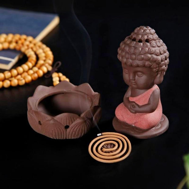 BUDDHA INCENSE® - Statuina per Profumazioni all'Incenso