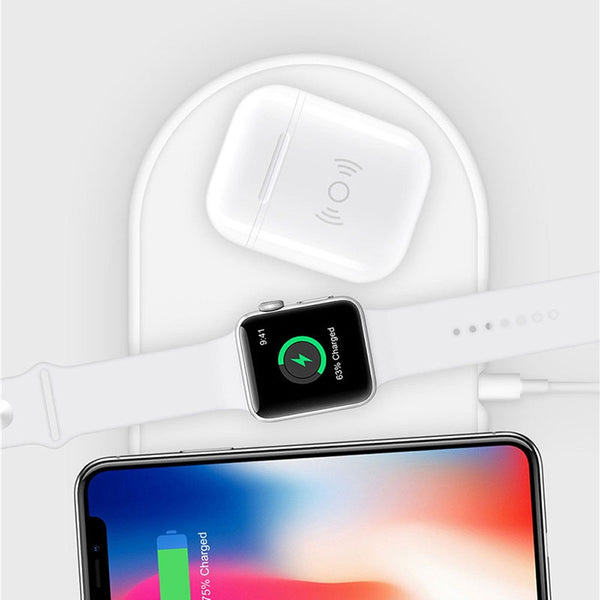 Adattatore Wireless Qi per Apple AirPods