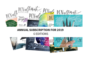 2019 Annual Subscription
