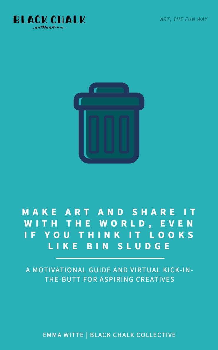 FREE eBook - Make Art and Share It With The World