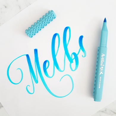 Melbourne Brush Pen Lettering Workshop - Sat 13th May