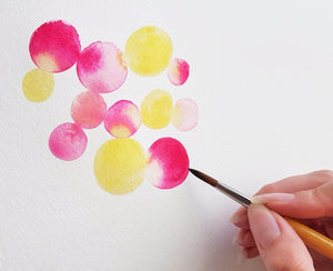 Sydney - Intro to Watercolour Workshop - Sunday 27th May