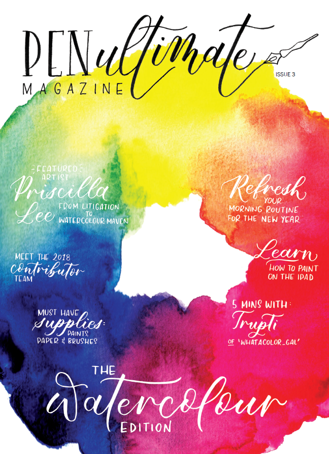 Issue 3: Penultimate Magazine (digital only)