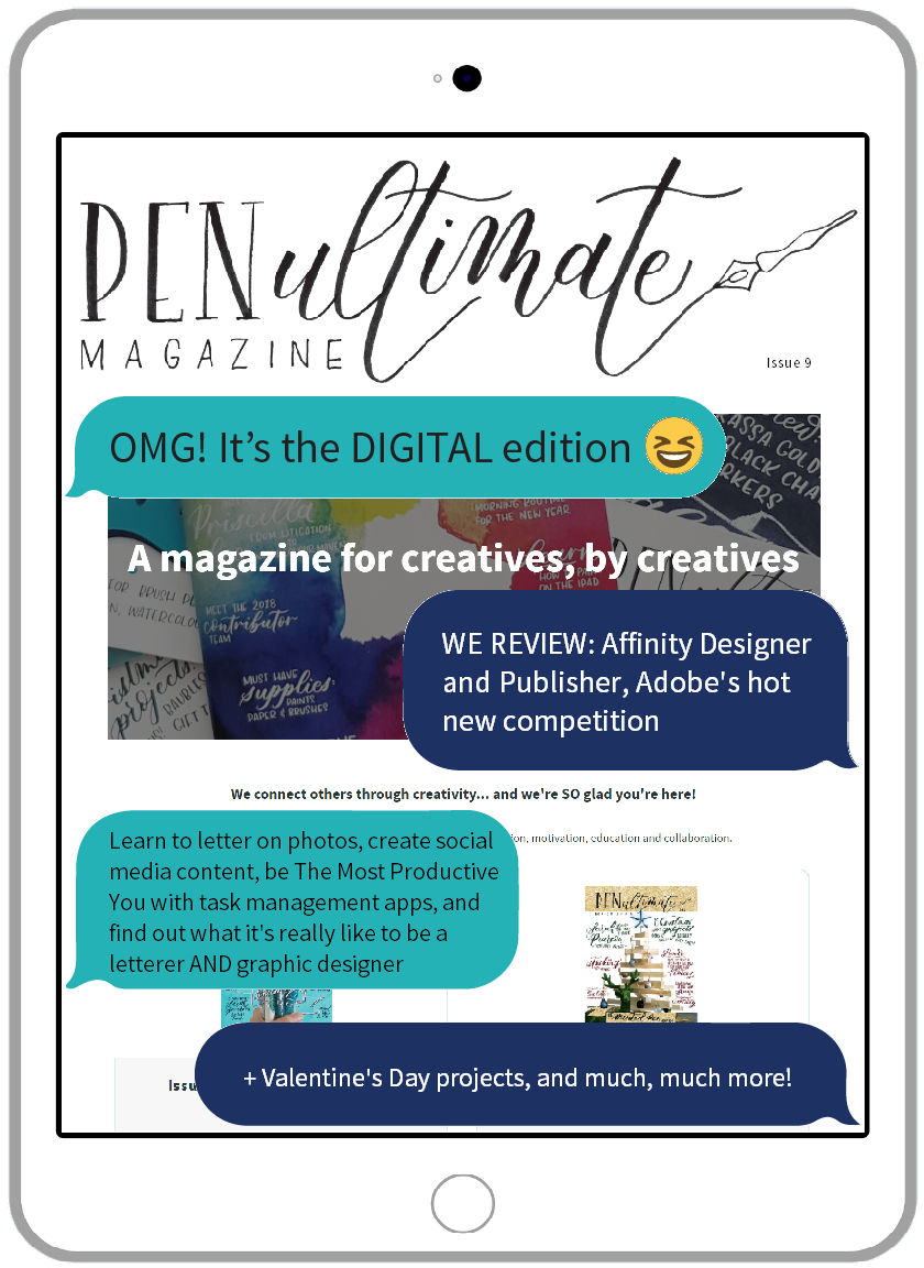 Issue 9: Penultimate Magazine (digital only)