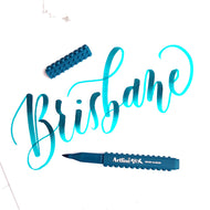 Brisbane - Intro to Brush Pen Lettering Workshop - Saturday 3rd March