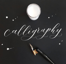 Sydney - Intro to Modern Calligraphy Workshop - Saturday 26th May